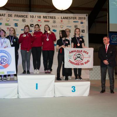 Championnat de France 10 M 2019 - Lanester