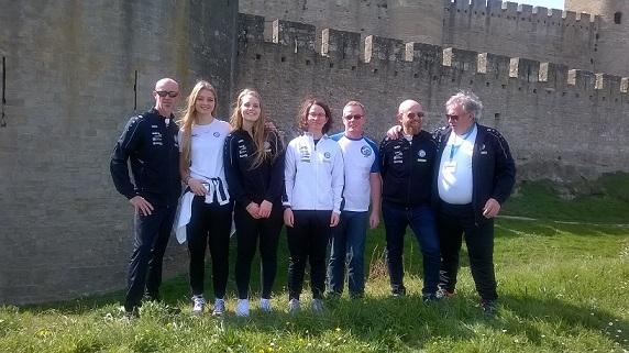 Carcassonne 2019 - Equipe